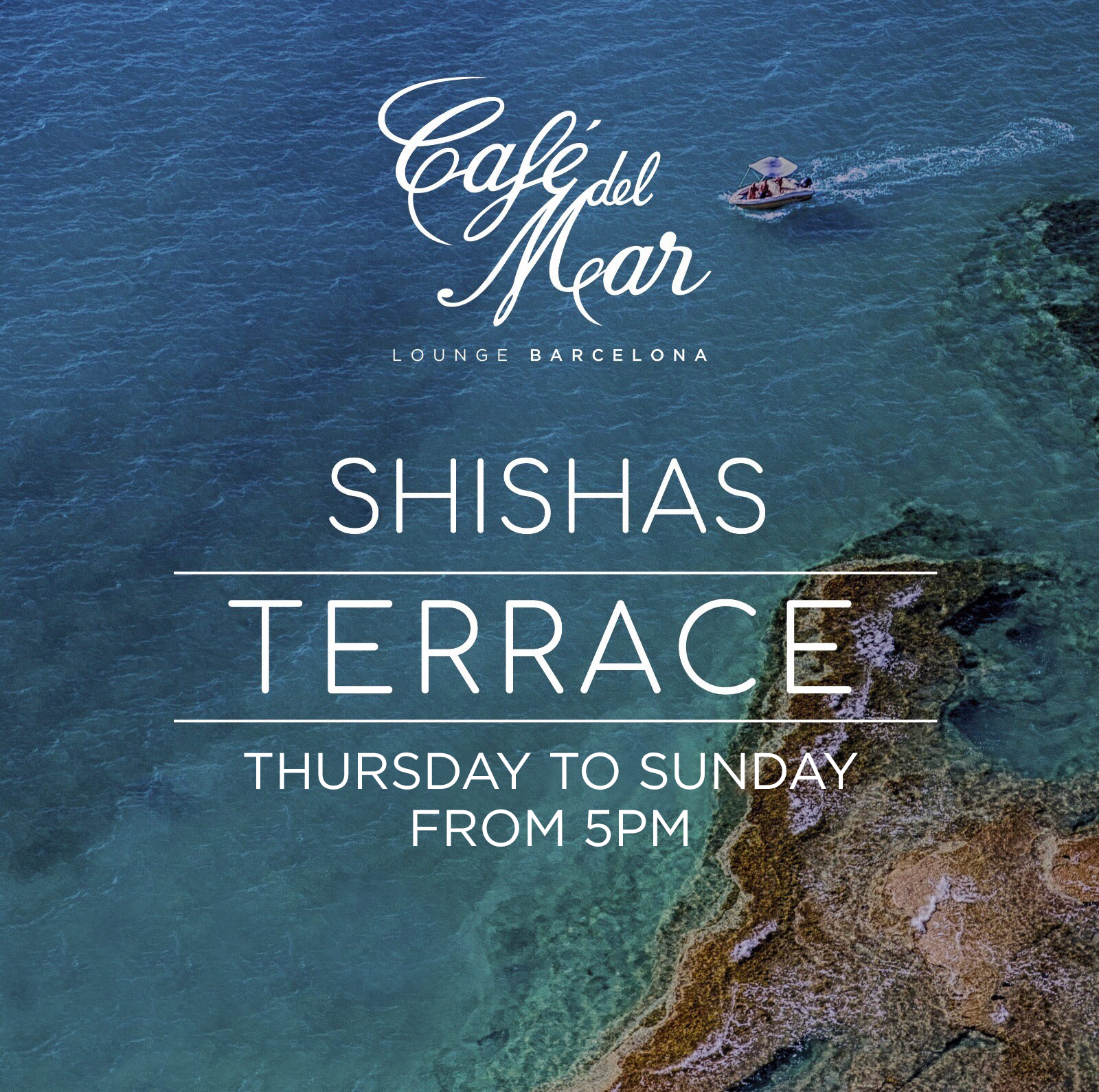 Shishas - Terrace - November/24