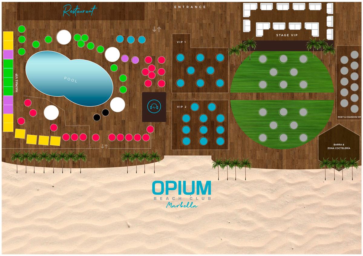 vip map
